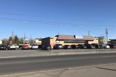 El Paso Commercial For Sale: 8701 Alameda Avenue