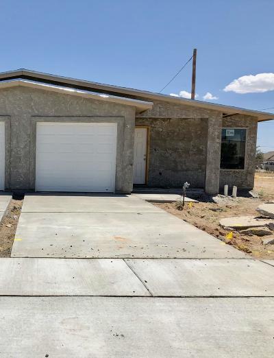Single Family Home For Sale: 4858 Atlas Avenue #Unit A