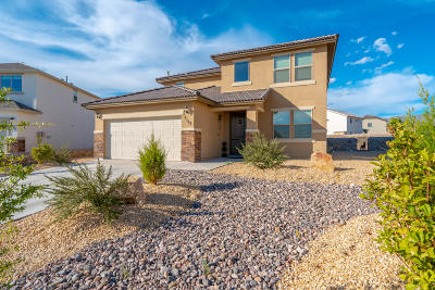 El Paso Single Family Home For Sale: 2163 Enchanted Bridge Drive