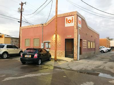 El Paso Commercial For Sale: 2101 E Missouri Avenue