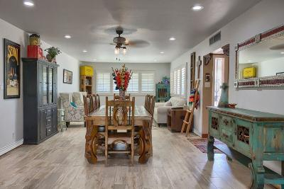 El Paso Single Family Home For Sale: 4337 N Stanton Street