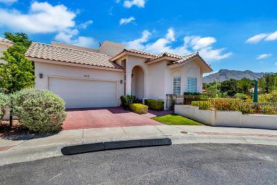 El Paso Single Family Home For Sale: 1472 Via Appia Street