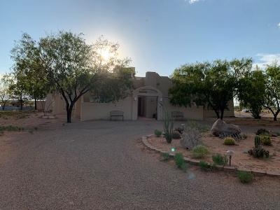 El Paso Single Family Home For Sale: 13899 Wagon Trail Drive