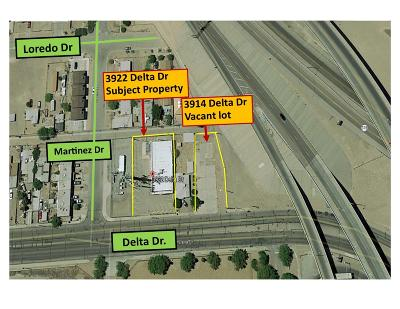 Commercial For Sale: 3914 & 392 Delta Drive