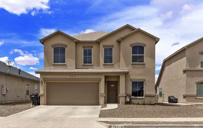 Horizon City Single Family Home For Sale: 13215 Bywell