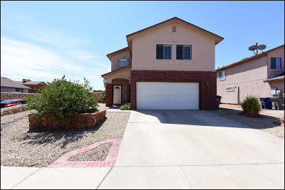 Single Family Home For Sale: 11920 Mesquite Miel Drive