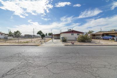 El Paso TX Single Family Home For Sale: $120,000