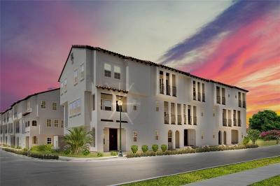 El Paso Condo/Townhouse For Sale: 453 Vin Benicarlo Place