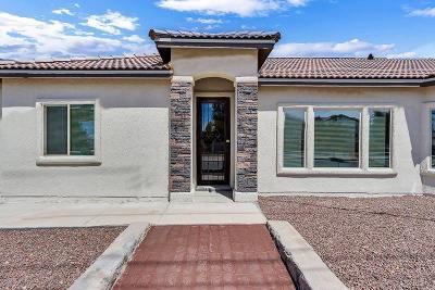 Horizon City Single Family Home For Sale: 14344 Tobe Davis