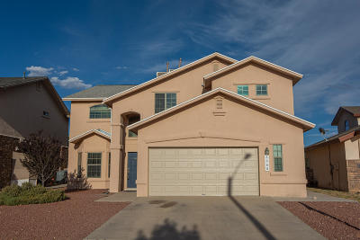 Single Family Home For Sale: 3660 Tierra Calida Drive