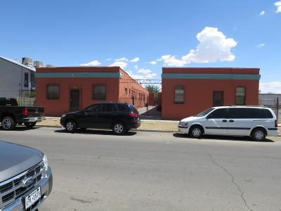 El Paso Commercial For Sale: 3024 Frutas Avenue