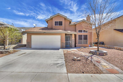 Single Family Home For Sale: 7133 Mesquite Tree Drive