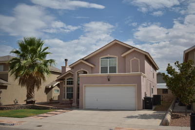 Horizon City Single Family Home For Sale: 12220 Iverson Court