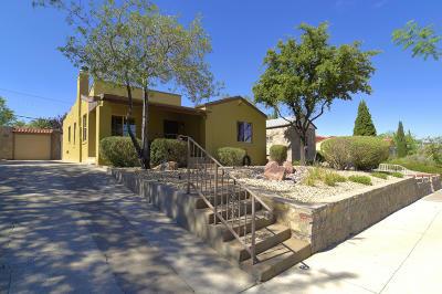 El Paso Single Family Home For Sale: 816 McKelligon Drive