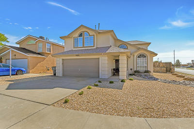 El Paso Single Family Home For Sale: 10680 Coral Sands Drive