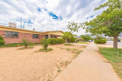 El Paso Single Family Home For Sale: 5314 Raymond Telles Drive