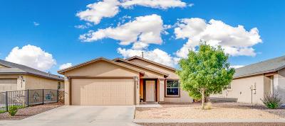 El Paso Single Family Home For Sale: 7017 Datil Drive