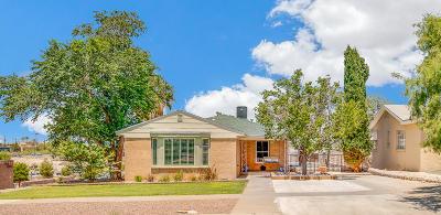 El Paso Single Family Home For Sale: 403 E Baltimore Drive