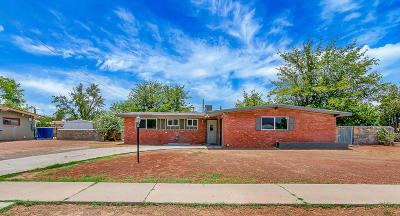 Single Family Home For Sale: 4441 Eleanor Way