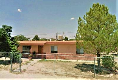 Socorro Single Family Home For Sale: 717 Soya Drive