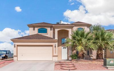 El Paso TX Single Family Home For Sale: $154,900