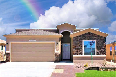 Single Family Home For Sale: 14813 Tierra Crystal