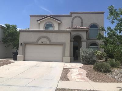 Horizon City Rental For Rent: 14157 Warren Belin Drive