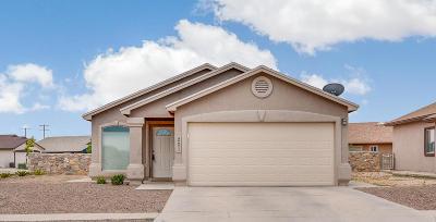 Socorro Single Family Home For Sale: 221 Pvt Juan Garcia Road
