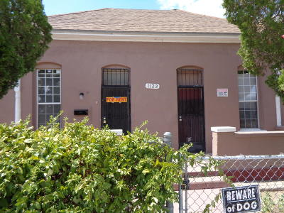 Rental For Rent: 1123 E Overland Avenue