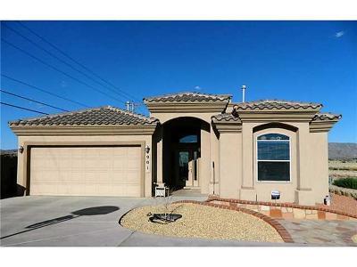Single Family Home For Sale: 901 Desert Sands