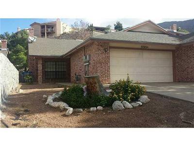 El Paso Rental For Rent: 5765 Lawndale Drive #A