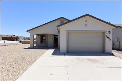 El Paso Rental For Rent: 14316 Tolosa Court