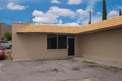 El Paso Commercial For Sale: 5815 Dyer Street #C