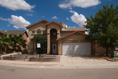 Single Family Home For Sale: 4044 Tuscan Rose Lane