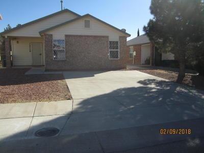 El Paso Rental For Rent: 12328 Tierra Apache Road
