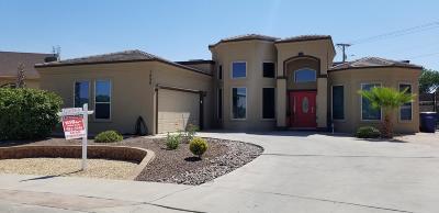 El Paso Rental For Rent: 1255 Romy Ledesma Drive