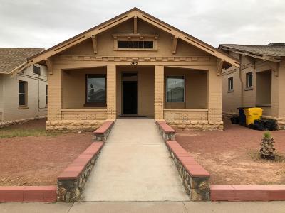 El Paso Commercial For Sale: 3415 Montana Avenue