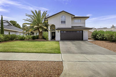 Single Family Home For Sale: 6858 Whisper Canyon