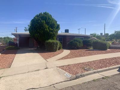 El Paso Rental For Rent: 4431 Mobile Avenue