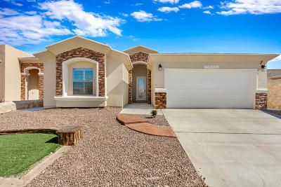 El Paso Rental For Rent: 7856 Enchanted View Drive