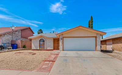 Vista Del Sol Single Family Home For Sale: 11929 Rembrandt Lane