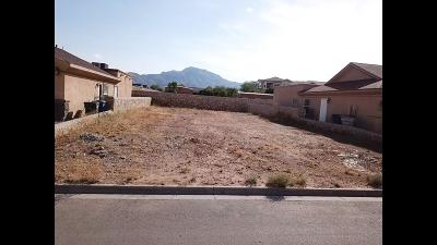 El Paso Single Family Home For Sale: 11341 Charles Reynolds Lane