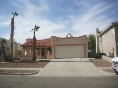 El Paso Rental For Rent: 12047 Desert Quail Avenue