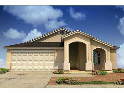 Horizon City Single Family Home For Sale: 13917 Flora Vista Avenue