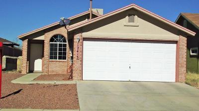 El Paso Rental For Rent: 12413 Tierra Ana Court