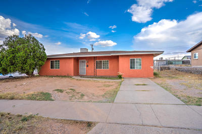 El Paso Single Family Home For Sale: 4012 Volcanic Avenue