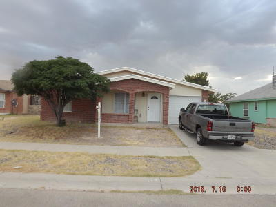 Single Family Home For Sale: 119 Barrel Cactus Drive