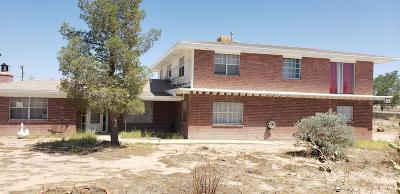 Socorro Single Family Home For Sale: 1221 Jaime Road