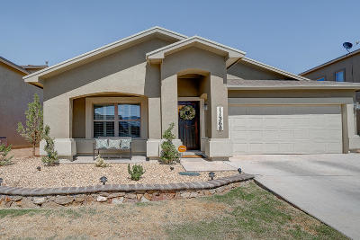 El Paso Single Family Home For Sale: 11368 Blue Barrel Street