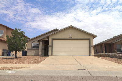 Single Family Home For Sale: 14351 Pacific Point Drive